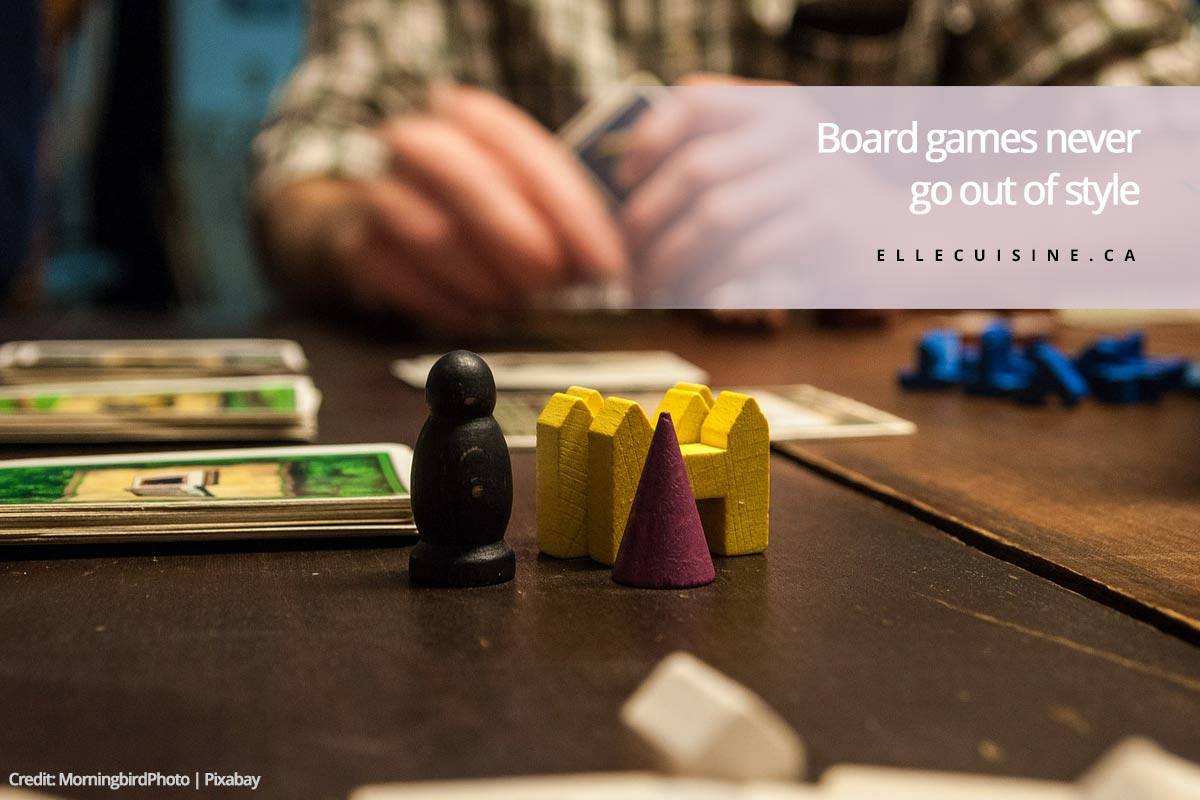 Board games never go out of style