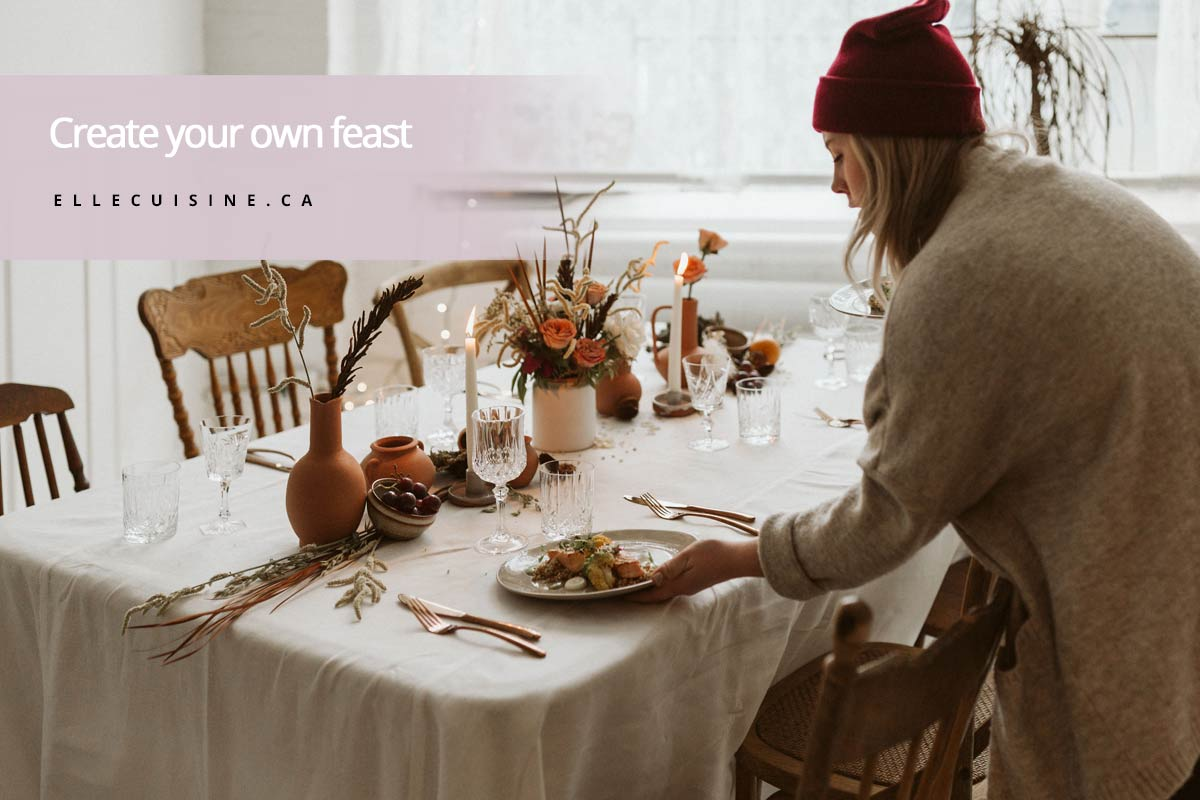 Create your own feast